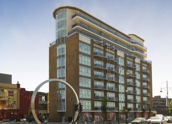 Thumbnail 2 bed flat to rent in Gerry Raffles Square, Stratford, London