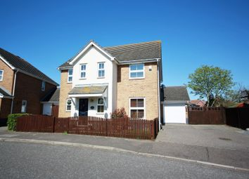Thumbnail 4 bed detached house for sale in Edward Marke Drive, Colchester