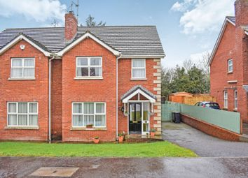 Thumbnail 3 bedroom semi-detached house for sale in Moss View, Waringstown