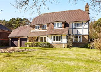 Thumbnail 5 bed detached house for sale in Pinewood Chase, Crowborough, East Sussex
