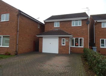 Thumbnail 3 bed detached house to rent in Orchid Drive, Farndon, Newark