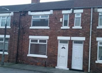 Thumbnail 2 bedroom terraced house for sale in Melrose Street, Hartlepool