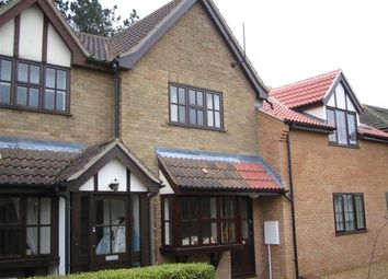 Thumbnail 2 bedroom terraced house to rent in Thirlwall Drive, Fordham, Ely