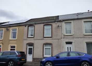 Thumbnail 2 bedroom terraced house for sale in Glannant Place, Cwmgwrach, Neath .
