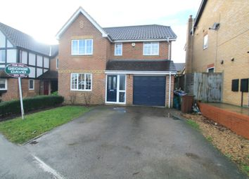 Thumbnail 4 bed detached house for sale in Archer Drive, Bierton Park, Aylesbury