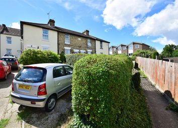 Thumbnail 2 bedroom end terrace house for sale in Prospect Place, Rochester, Kent