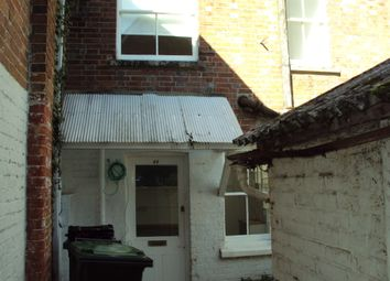 Thumbnail 1 bed maisonette to rent in Salisbury Street, Blandford Forum