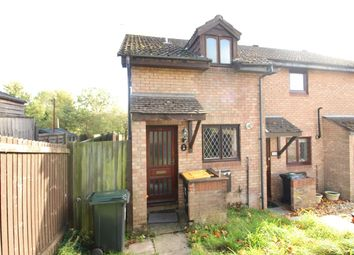 Thumbnail 1 bed end terrace house for sale in Will Paynter Walk, Newport