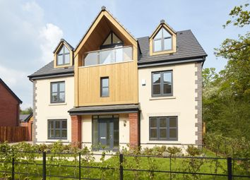 "Thumbnail 5 bedroom detached house for sale in ""Larch"" at Barrow Gurney, Bristol"