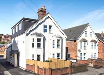 Thumbnail 1 bed flat for sale in Abbey Court, Hughenden Road, High Wycombe