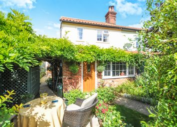 Thumbnail 3 bed semi-detached house for sale in King Street, East Harling, Norwich