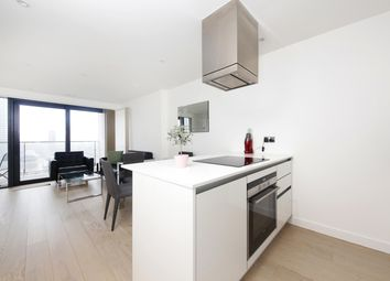 Thumbnail 1 bed flat for sale in Yabsley Street, Canary Wharf