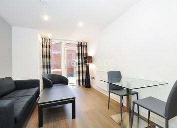 Thumbnail 1 bedroom flat to rent in St. Pancras Way, Camden, London
