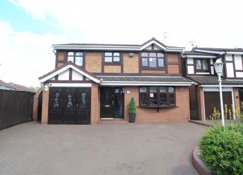 Thumbnail 4 bed detached house for sale in Brierley Hill, Pensnett, Mayflower Drive