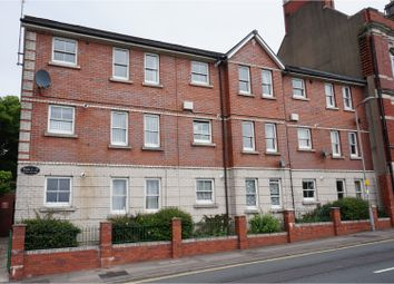 Thumbnail 1 bed flat for sale in Dock View Road, Barry