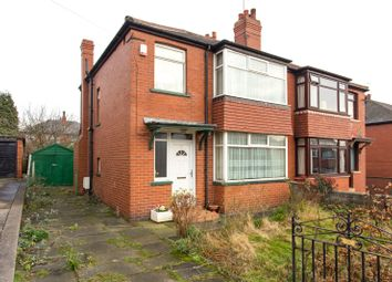 Thumbnail 3 bed semi-detached house for sale in Hetton Road, Leeds, West Yorkshire