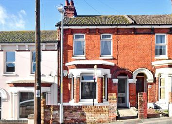 Thumbnail 3 bed terraced house for sale in Astley Avenue, Dover, Kent