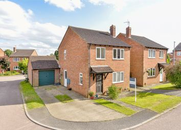 Thumbnail 3 bed detached house for sale in Hereford Close, Desborough, Kettering