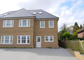 Thumbnail 5 bed semi-detached house to rent in Akehurst House, Akehurst Lane, Sevenoaks