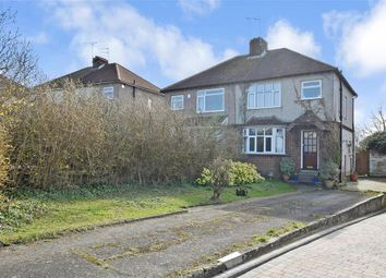 Thumbnail 3 bed semi-detached house for sale in Tonbridge Road, Maidstone, Kent