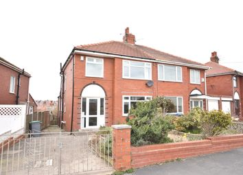Thumbnail 3 bed semi-detached house for sale in Countess Crescent, Blackpool, Lancashire