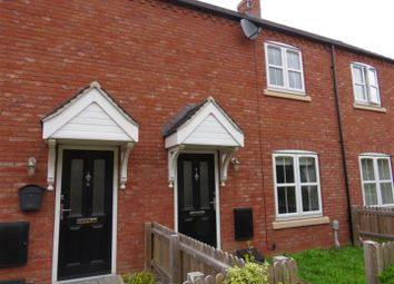 Thumbnail 2 bed terraced house for sale in Village Green Way, Kingswood, Hull