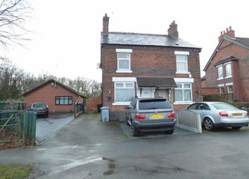 Thumbnail 2 bed semi-detached house for sale in Hungerford Road, Crewe