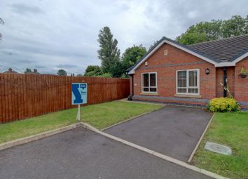 Thumbnail 2 bed bungalow for sale in Holly Close, Bilston