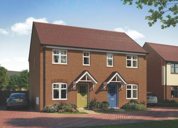 Thumbnail 1 bed semi-detached house for sale in York Road, Priorslee, Telford