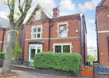 Thumbnail 4 bed semi-detached house for sale in Meersbrook Park Road, Meersbrook, Sheffield