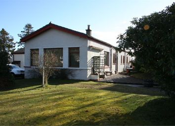 Thumbnail 4 bed detached bungalow for sale in Drummond Road, Evanton, Dingwall, Highland