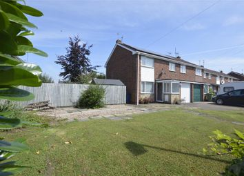 Thumbnail 3 bed end terrace house for sale in Howard Road, Ashchurch, Tewkesbury, Gloucestershire