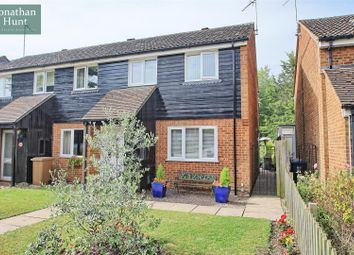 Thumbnail 3 bedroom semi-detached house for sale in The Maltings, Roydon Road, Stanstead Abbotts, Ware