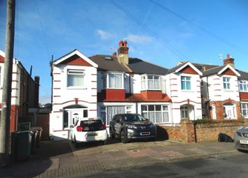 Thumbnail 4 bed semi-detached house for sale in St. Philips Avenue, Eastbourne