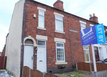 Thumbnail 2 bed end terrace house to rent in Chellaston Road, Shelton Lock, Derby