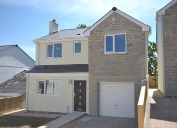 Thumbnail 4 bed detached house to rent in Glendorgal Park, Drakewalls, Gunnislake, Cornwall