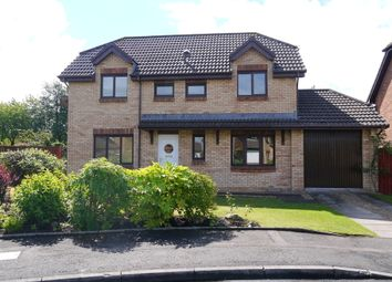 Thumbnail 4 bed detached house for sale in Mcadam Court, Prestwick