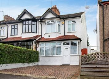 Thumbnail 4 bed terraced house for sale in Burlington Road, Thornton Heath