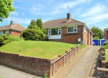 Thumbnail 2 bed semi-detached bungalow for sale in Steepdown Road, Sompting, West Sussex