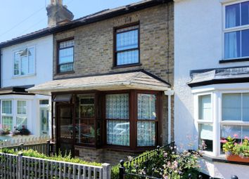 Thumbnail 3 bed terraced house for sale in Harvest Road, Egham