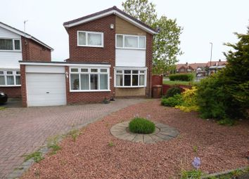 3 bed detached house for sale in Withernsea Grove, Sunderland SR2