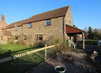 Thumbnail 7 bed barn conversion for sale in Stone, Berkeley, Gloucestershire