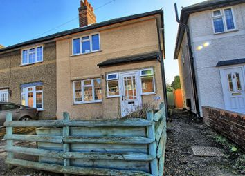 Thumbnail 3 bedroom semi-detached house for sale in Musley Hill, Ware
