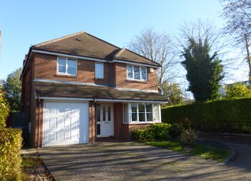 Thumbnail 3 bed detached house for sale in Thorne Way, Buckland, Aylesbury