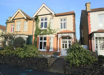 Thumbnail 3 bed semi-detached house for sale in Petworth Road, London