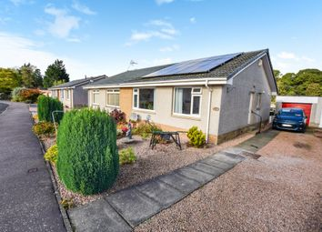 Thumbnail 2 bedroom semi-detached bungalow for sale in The Nurseries, Glencarse, Perth
