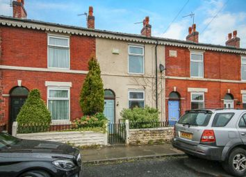 Thumbnail 2 bed terraced house for sale in Pine Street, Radcliffe, Manchester