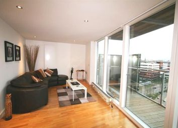 Thumbnail 2 bed flat to rent in Nv Buildings, 100 The Quays, Salford Quays