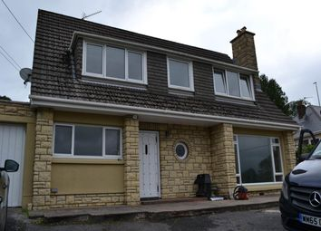 Thumbnail 3 bed detached house to rent in Capel Dewi Road, Carmarthen, Carmarthenshire
