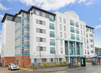 Thumbnail 2 bed flat for sale in Military Road, Hilsea